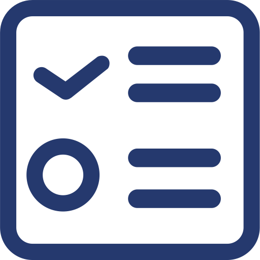 Vector project tasks. Task icon with png