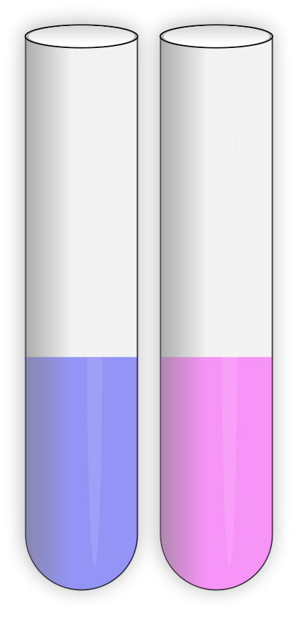 Vector project test. Tubes open clipart free