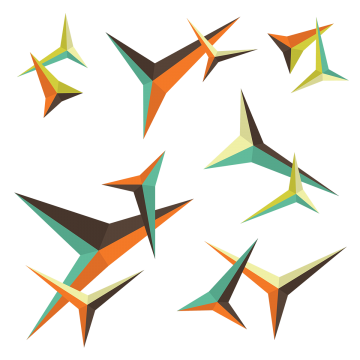 Vector psd polygon. Pattern png vectors and