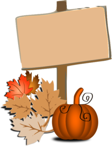 Vector pumpkins frame. Wood sign pumpkin halloween