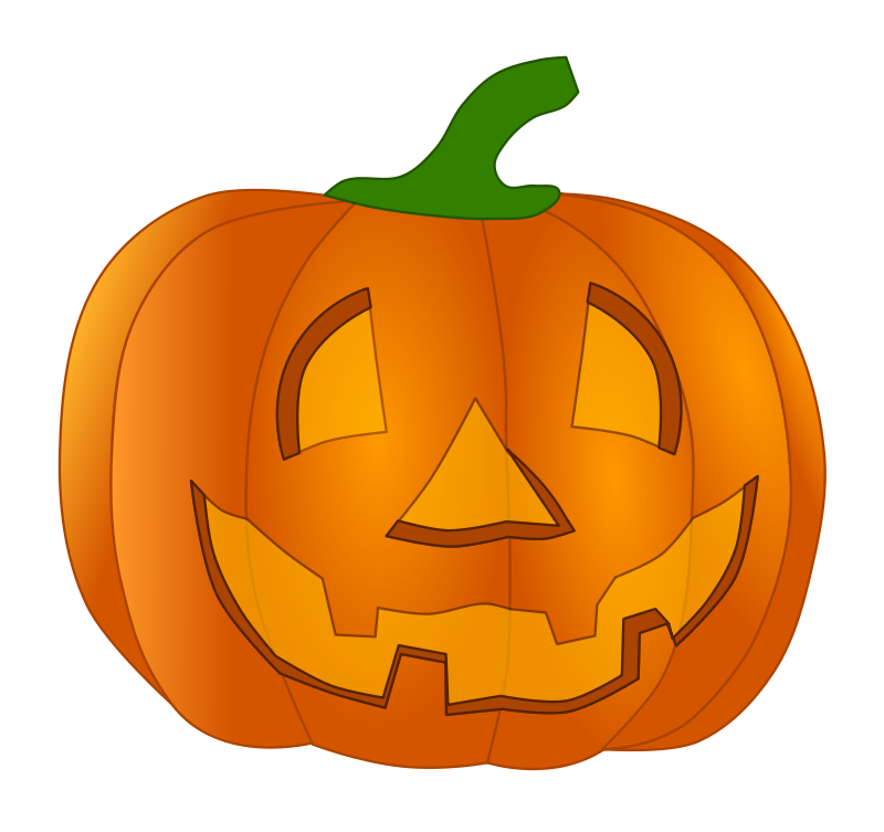 Jackolantern vector pumpkin carving. Free graphics download clip