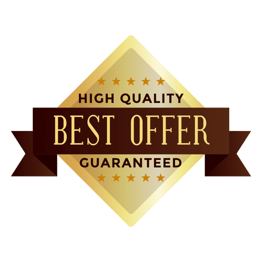Badge transparent png svg. Vector quality high banner stock