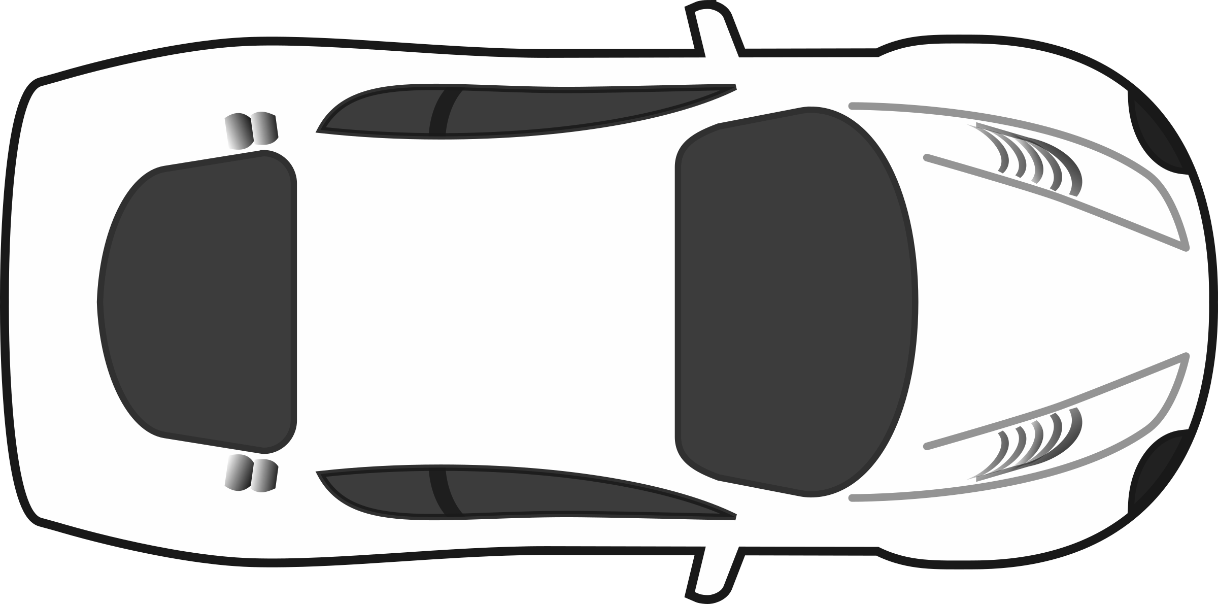 car black and. Vector race clipart graphic black and white stock