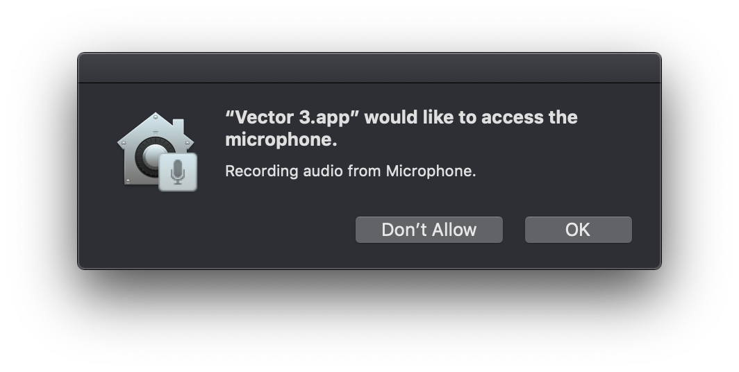 Vector record audio recording. Help won t on
