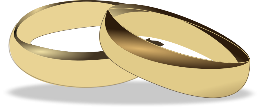 Vector rings anniversary. Free wedding download clip