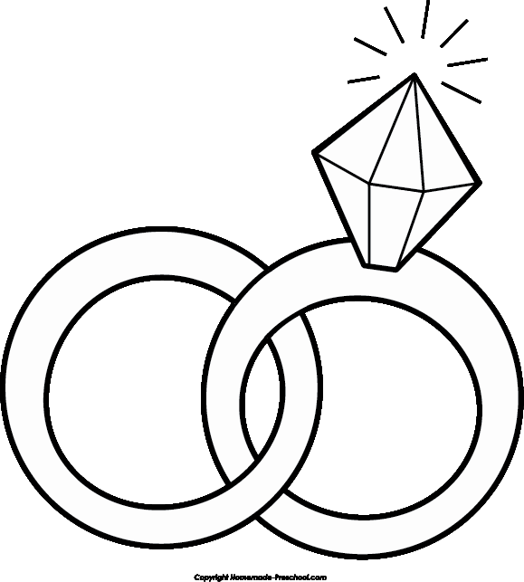 Vector rings clip art. Cross with wedding png