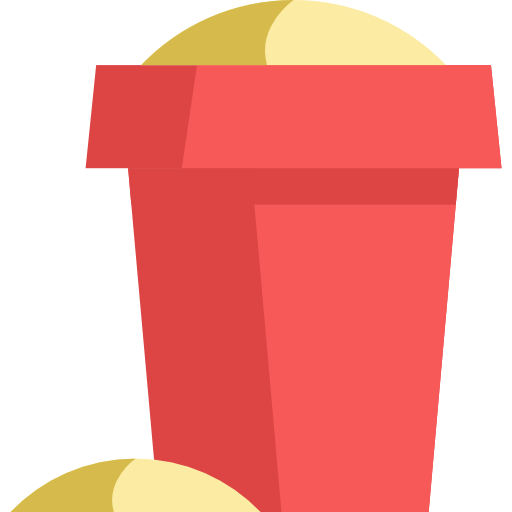 Vector sand free. Bucket icon designed by