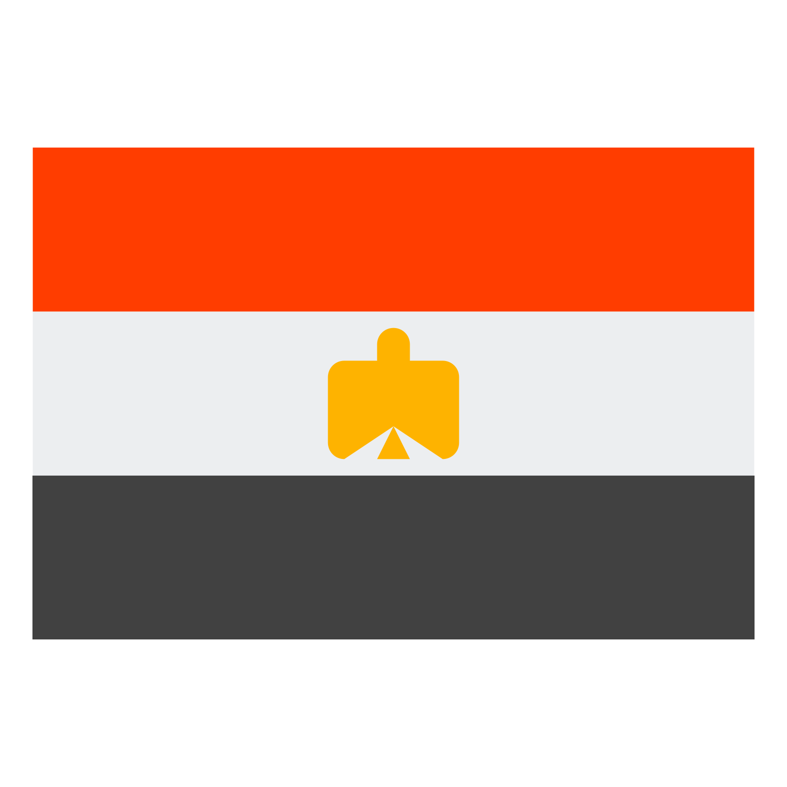 Vector sand pyramid. Free egypt icon download