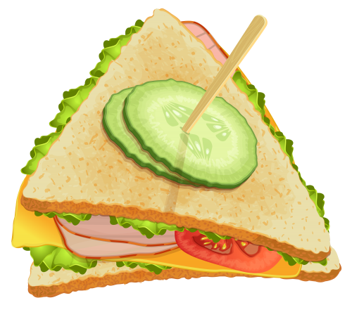 Vector sandwich triangle. Pin by marina on