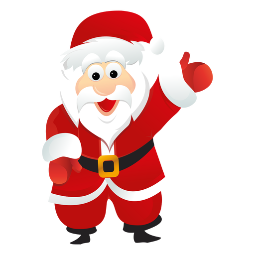 K t qu h. Vector santa black and white library