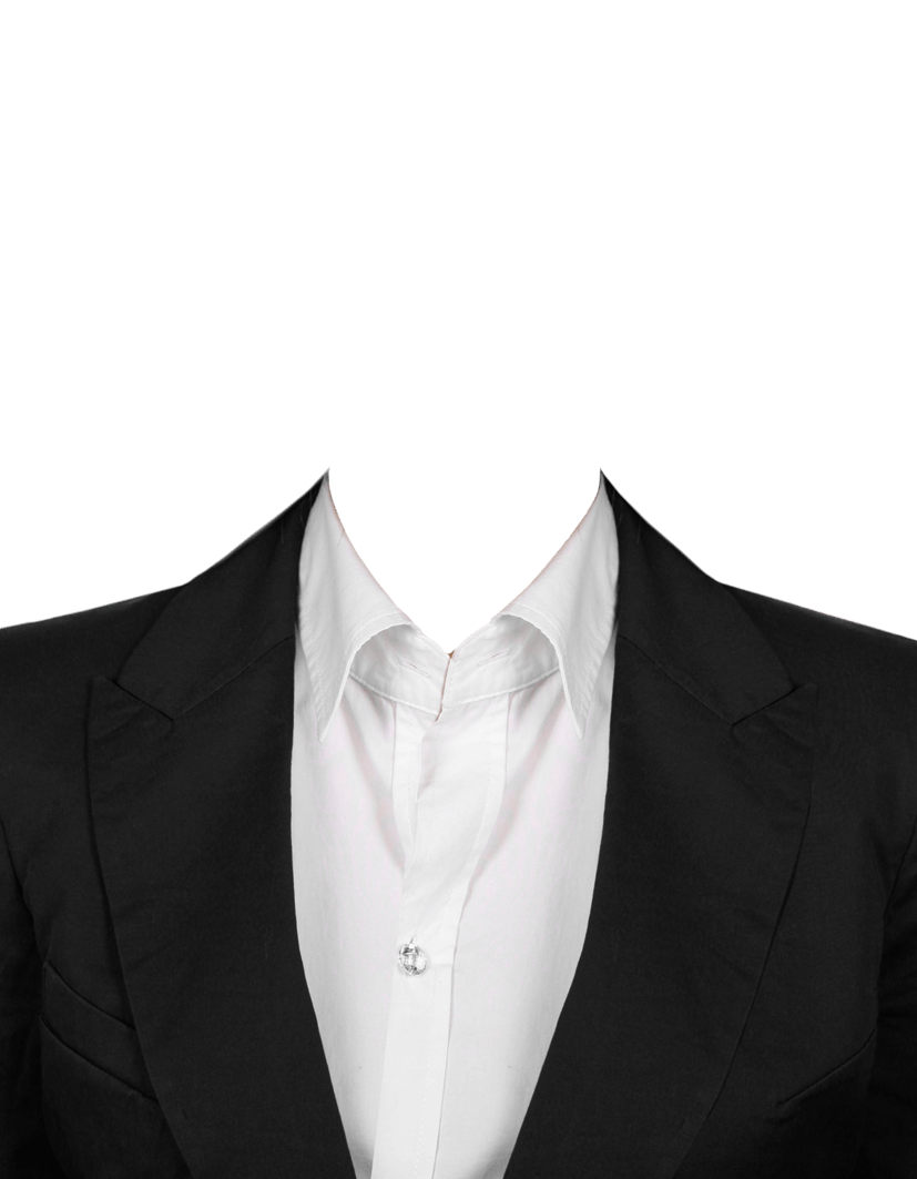 Vector secret black suit. Template png yelom myphonecompany