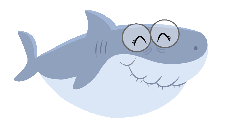 Baby shark clipart blue. Free printable pinkfong birthday