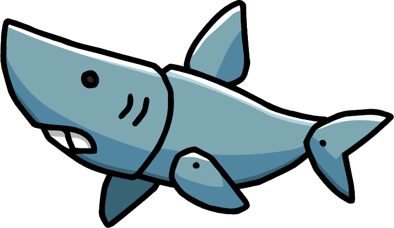 Vector sharks green. Svg black and