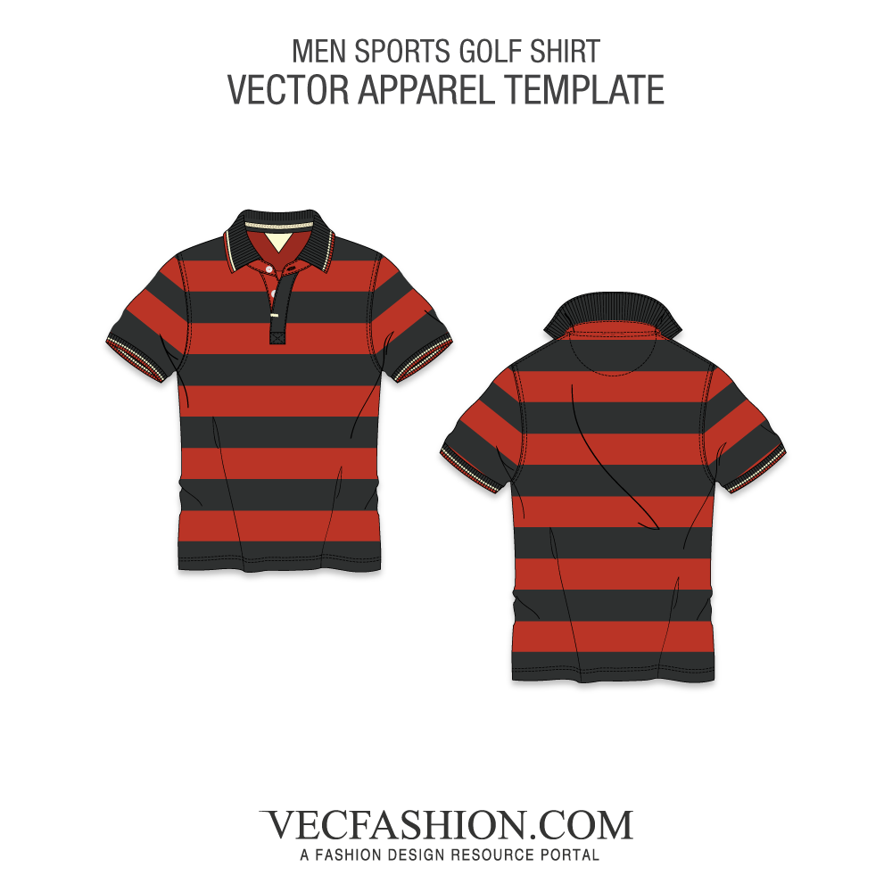 Vector shirts golf shirt. T tagged polo vecfashion