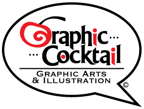 Vector shirts graphic. Cocktail t shirt graphics