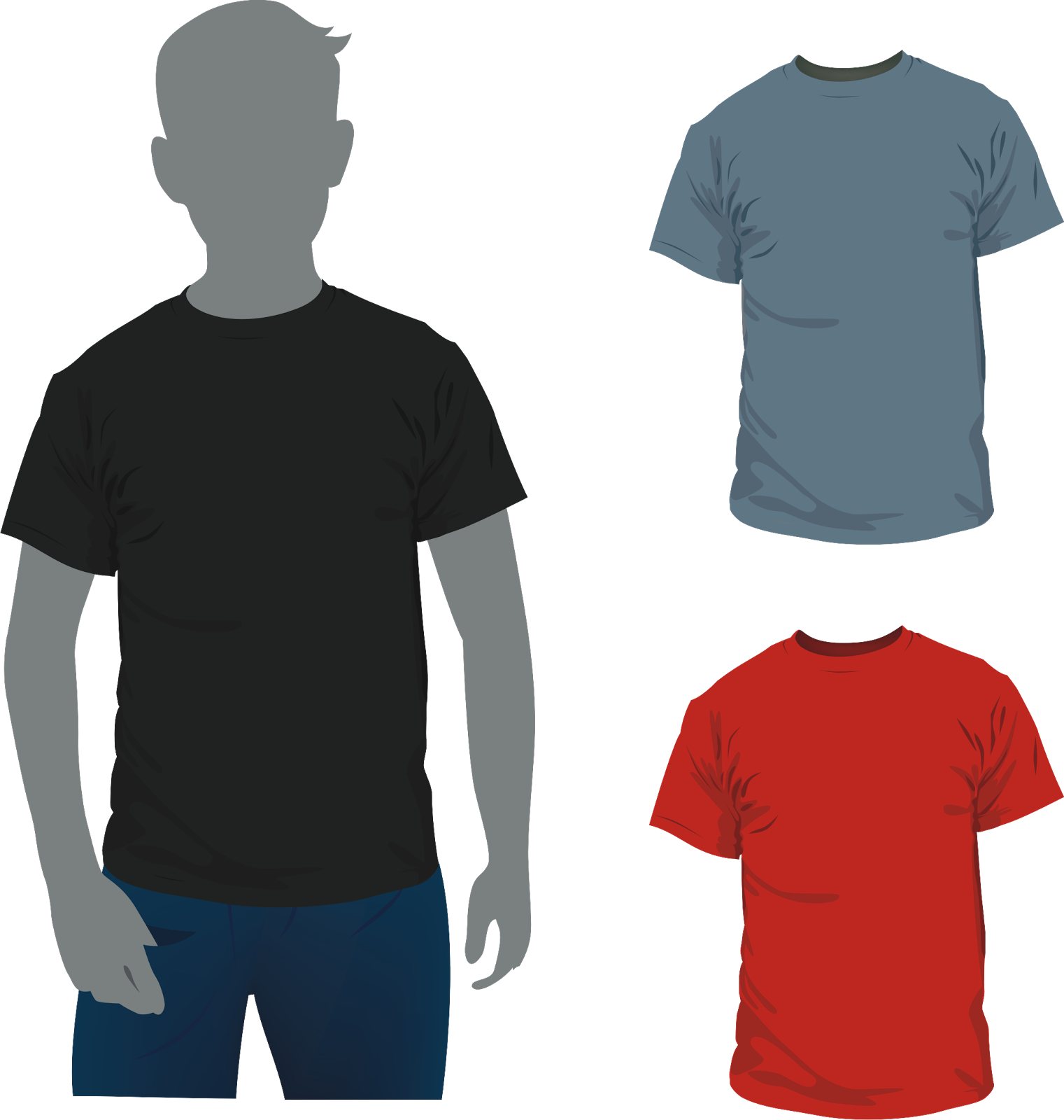 worker vector clothes