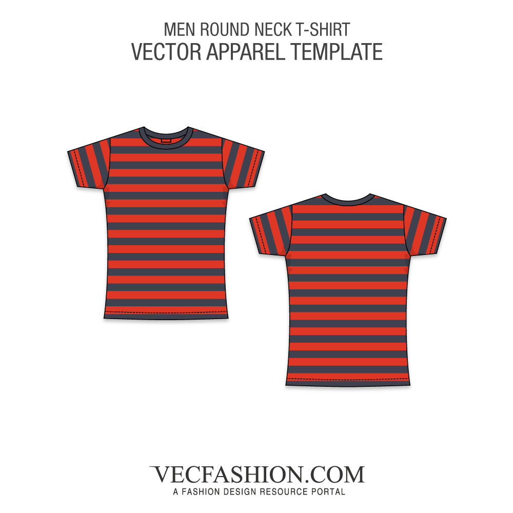 Vector shirts red. T tagged basic vecfashion