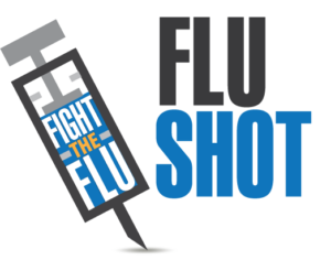 Vector shot eat sleep. Flu and your workplace