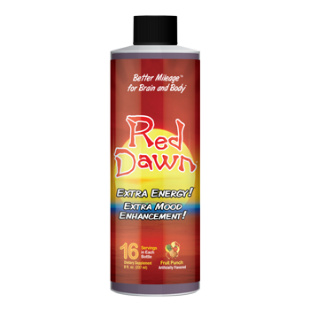 Vector shot red dawn. Energy performance