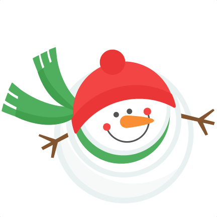 Vector snowman file. Silhouette at getdrawings com