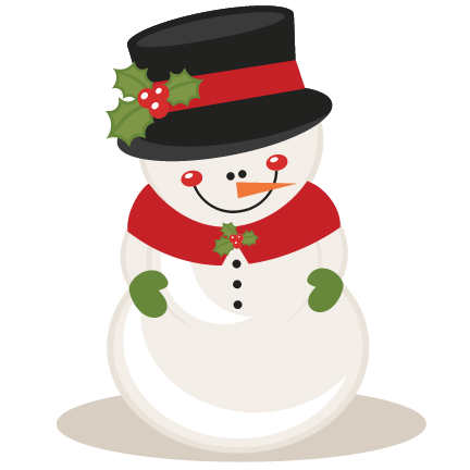 Christmas clipart cute. Snowmen image freeuse