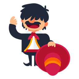 Vector sombrero mariachi. Graphics to download signing