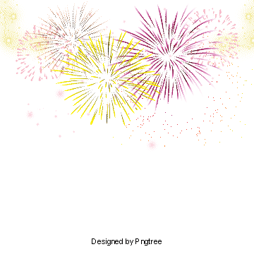 Firecracker vector fun. Bright light ray