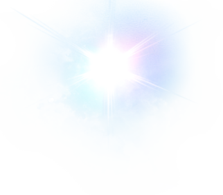 Vector sparkles sun flare. Collection of free flared