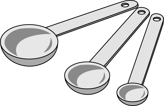 Vector spoon tablespoon. Svg freeuse download