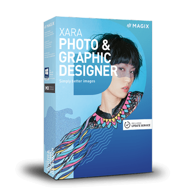Brochure vector graphic designer. Simply better images with