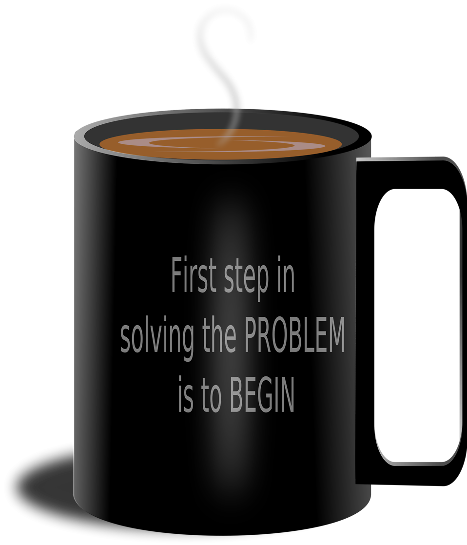 Vector steam coffee cup. Free clipart library