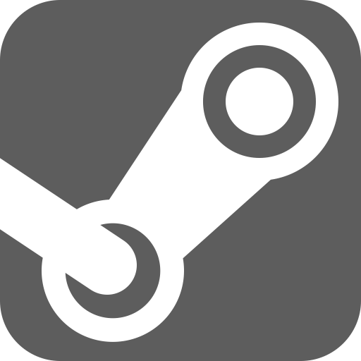 Vector steam simple. Ico icon png and