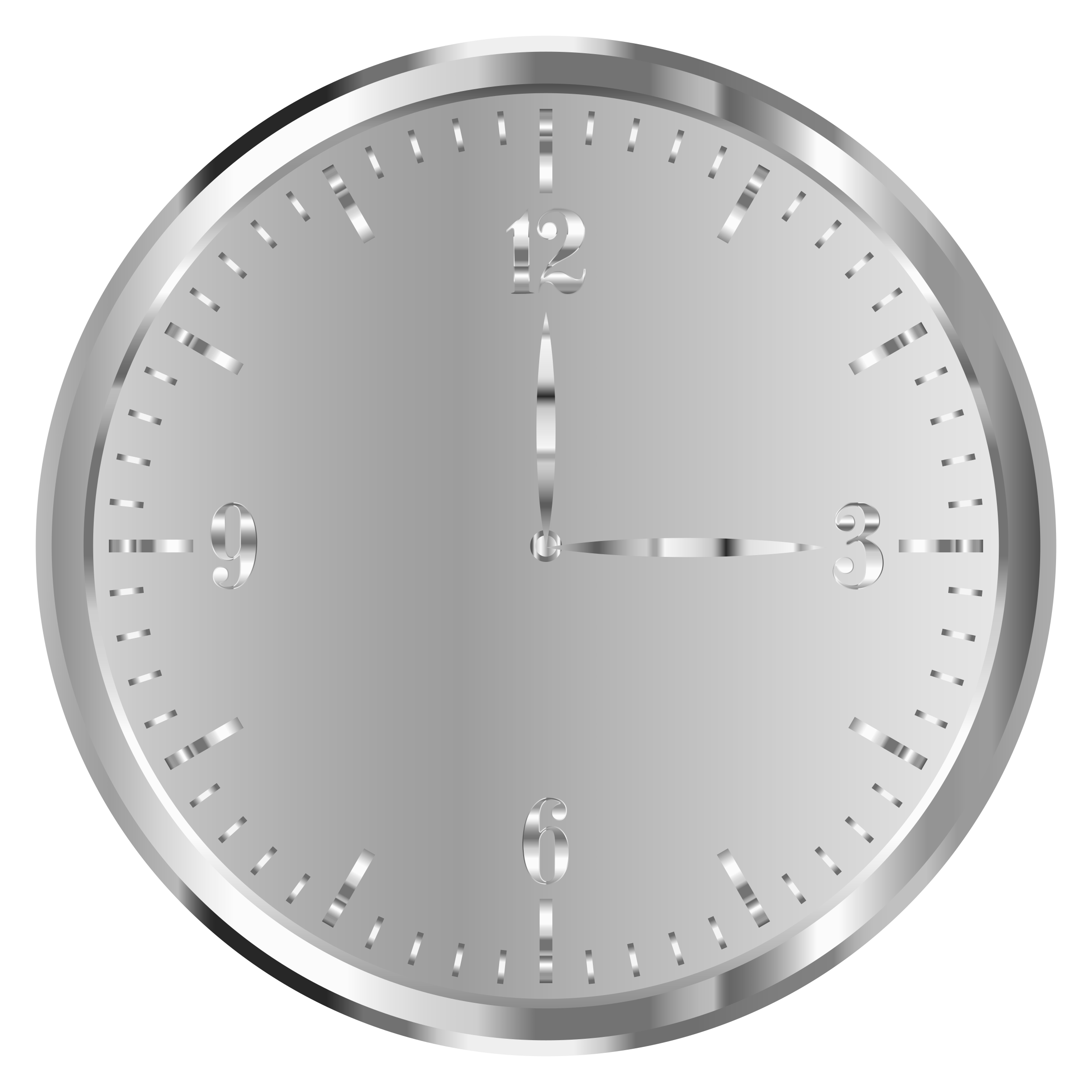 Vector steel stainless. Clock icons png free