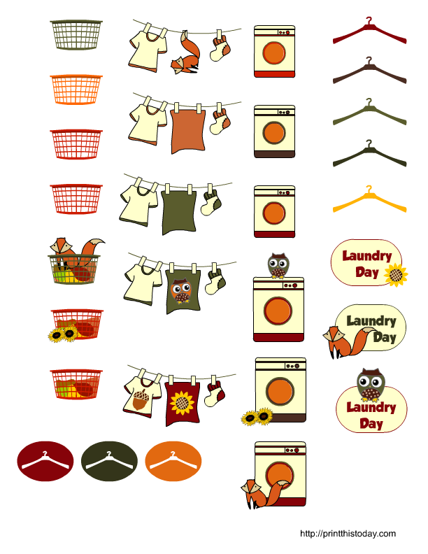 Vector stickers planner. Free clipart yelom myphonecompany