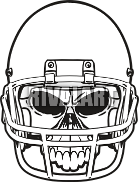 Vector stock.com titan helmet. Football front clipart panda