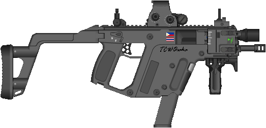 Civilian vector tdi. Tcw saf spec by