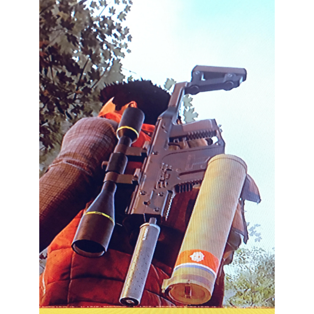 Weapons spec ops smg. Vector submachine clip transparent stock