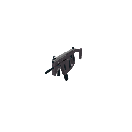 Vector submachine. Kriss smg acp extended