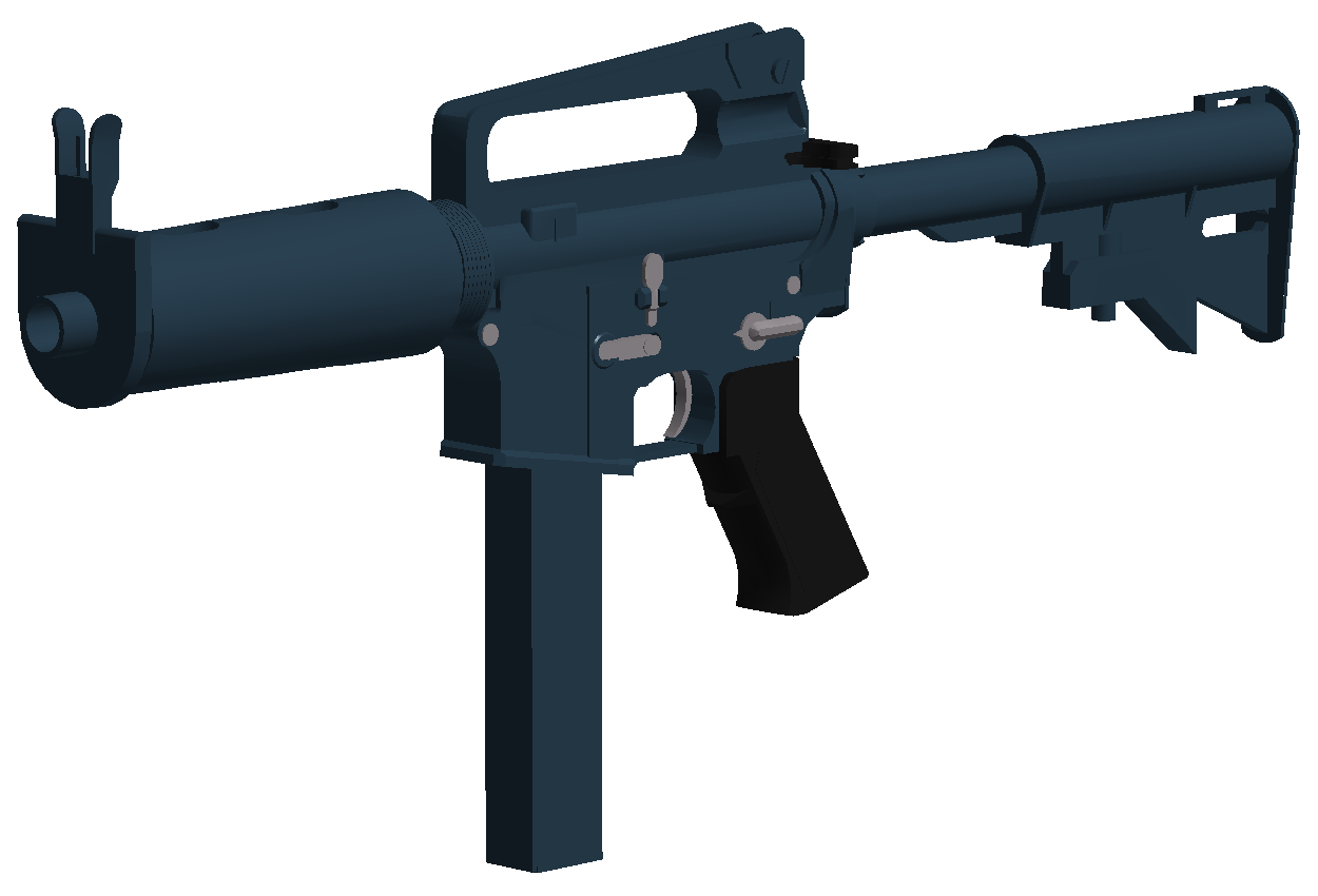 Vector submachine law enforcement. Colt smg phantom forces