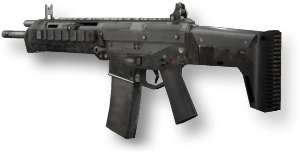 Vector submachine mw2. Acr call of duty