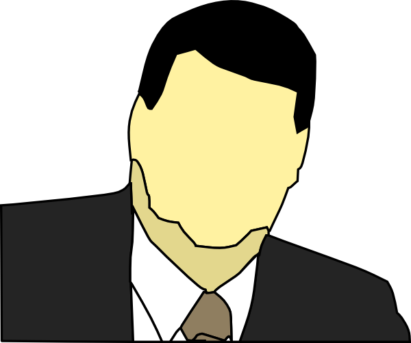 Vector suit animated. Free cartoon download clip