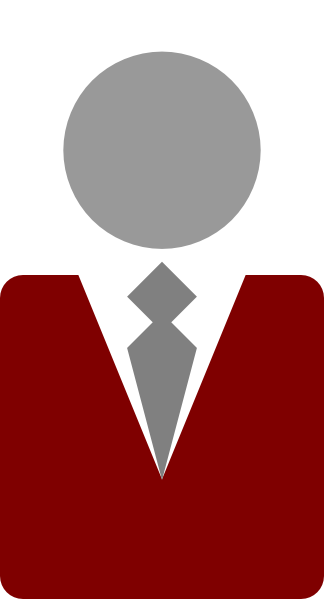 Vector suit animated. Clipart red cute borders