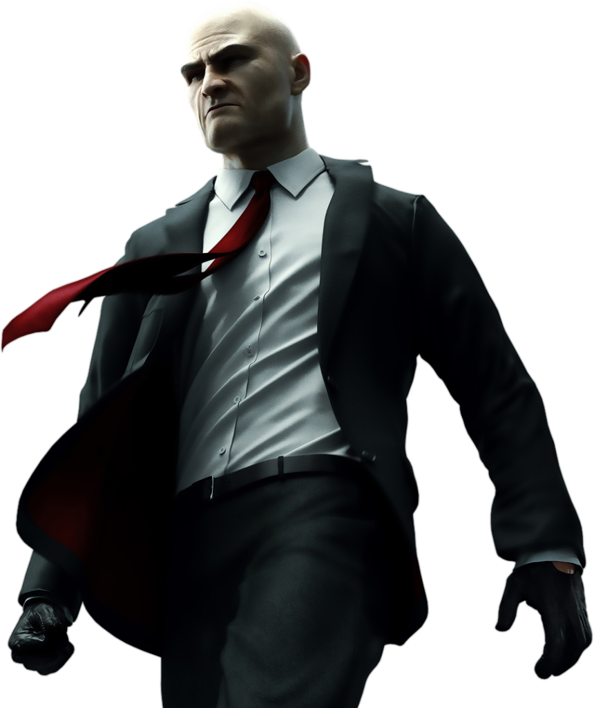 Vector suit hitman. Agent png photos peoplepng