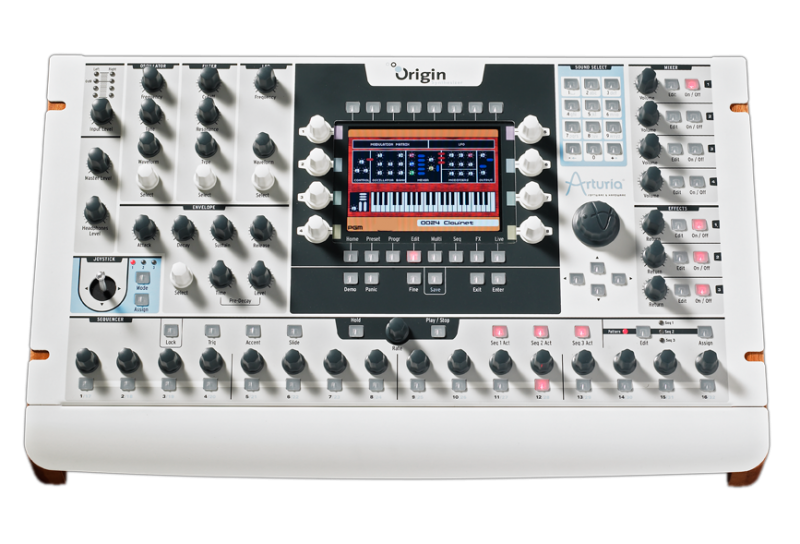 Vector synthesis sy35. Synthesizers spotlight on the