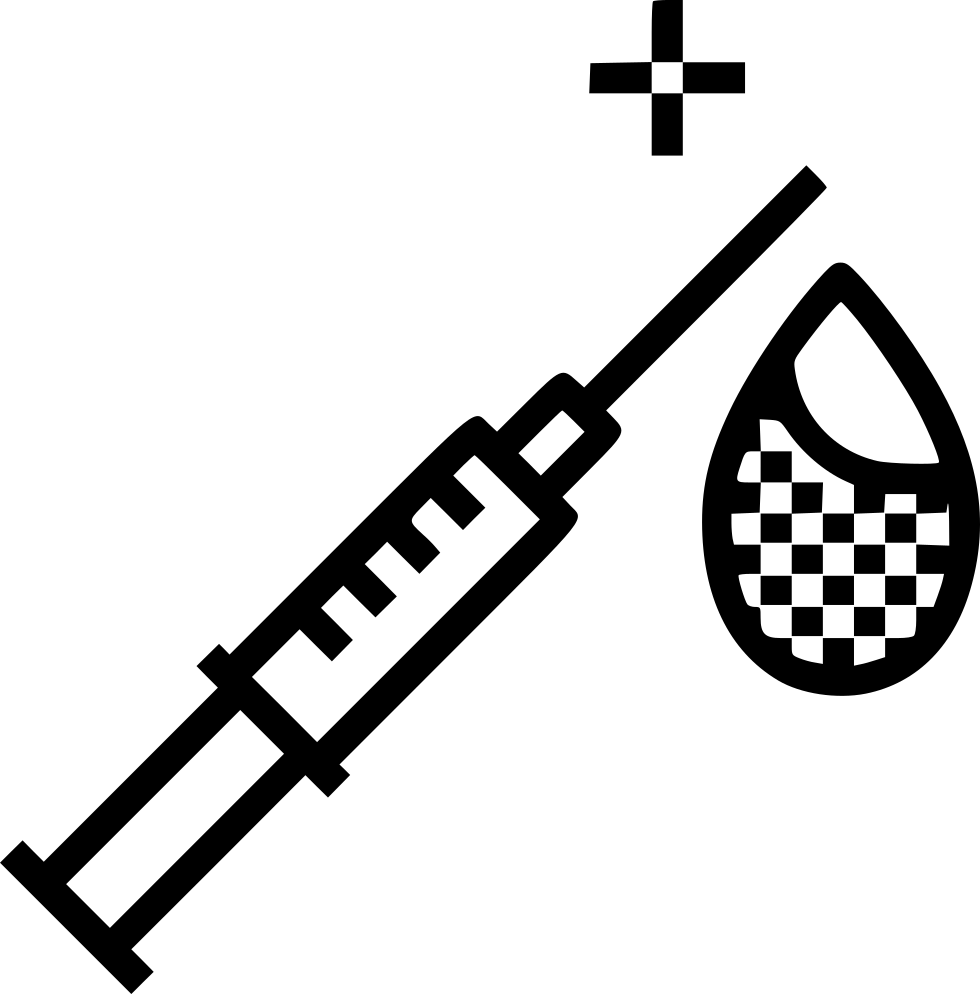 Vector syringe svg. Injection vaccine drop png