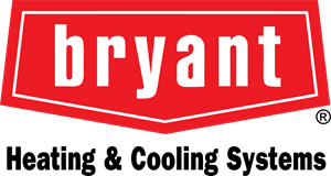 Vector system heating. Bryant cooling systems logo
