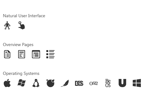 Vector system operating. Free icon download ubuntu