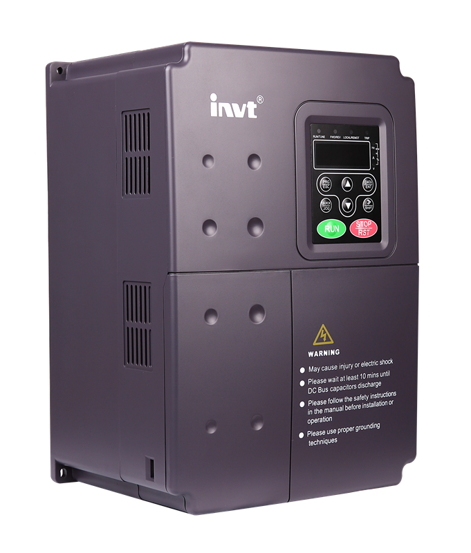 Vector system control. Invt chv series close