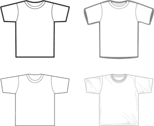 Logo ai free download. Model vector t shirt clipart transparent library