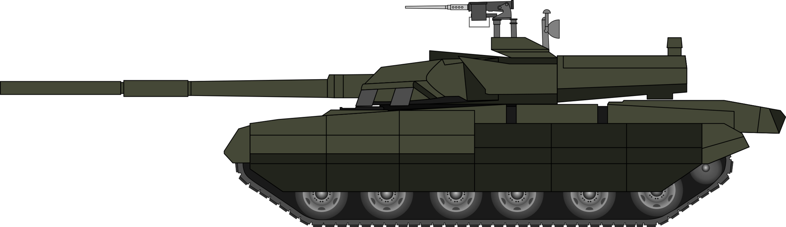 Vector tanks military icon. Main battle tank m